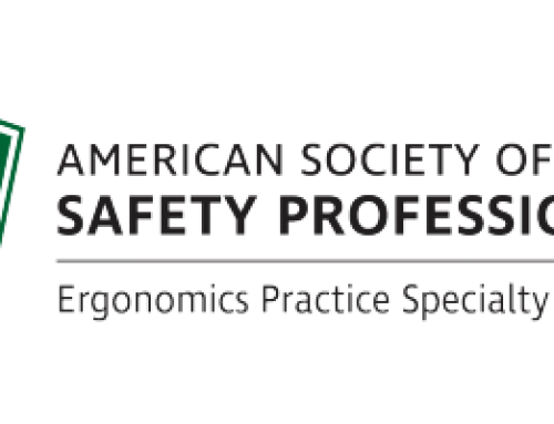 ASSP Resources for Ergonomics Teams