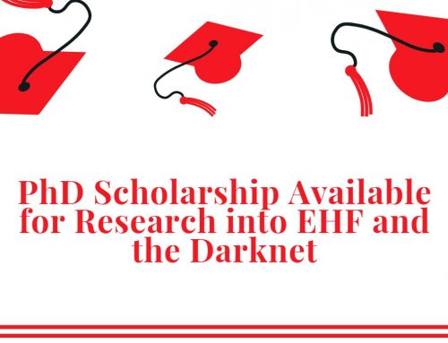 3 Days Left to Apply for HFE Scholarship to Study and Disrupt the Darknet